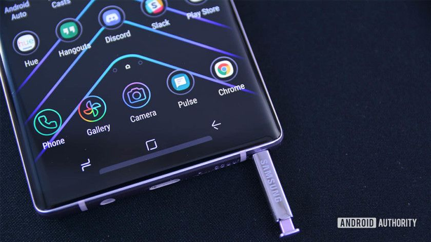 appmarsh on Galaxy note, Samsung galaxy note, Galaxy
