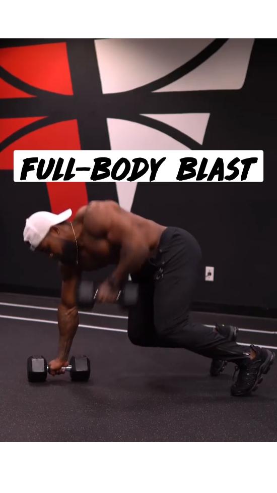Full-Body Blast