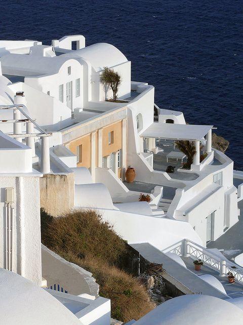 Santorini... Greece...