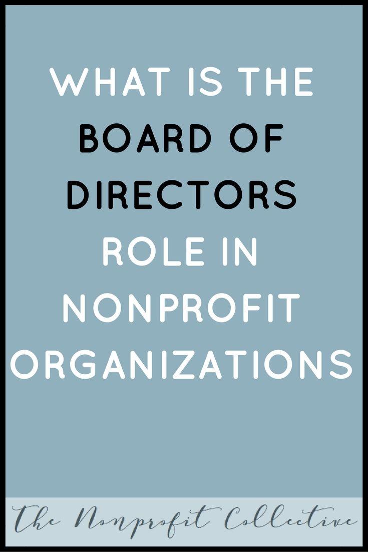 Nonprofit organization business nonprofit