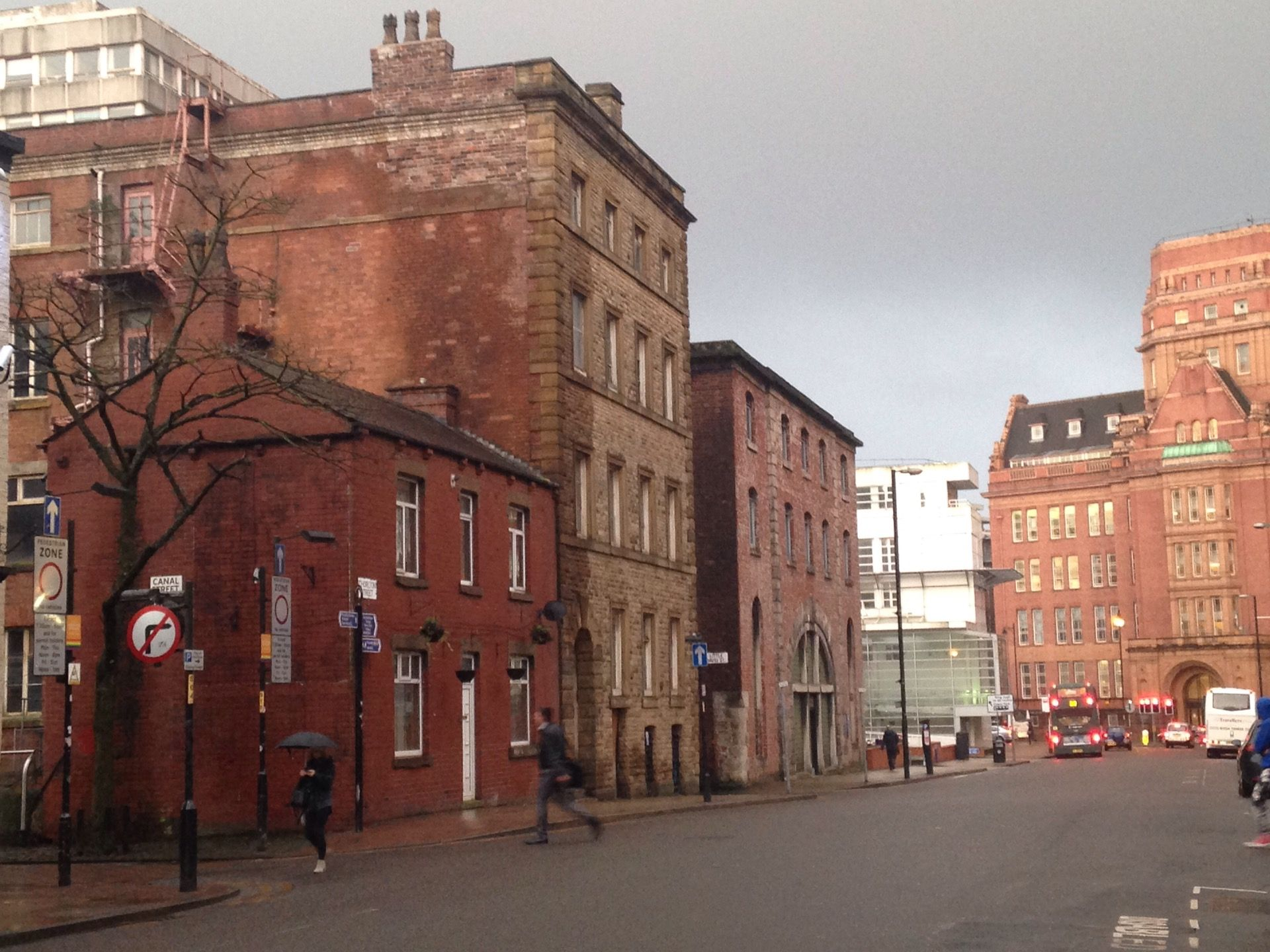 Manchester City Centre in Greater Manchester, Greater Manchester