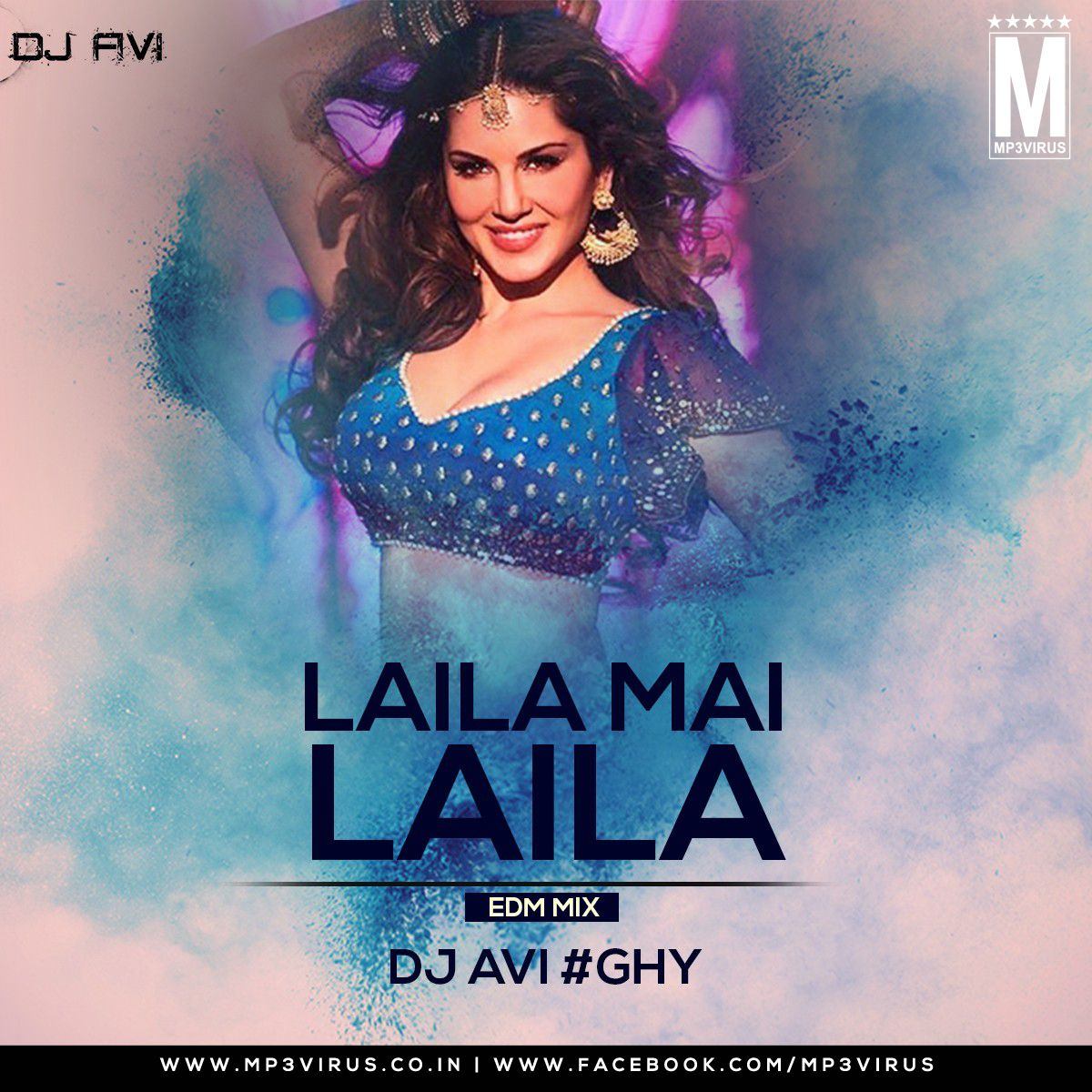laila main laila - dj avi#ghy (edm mix) latest song, laila main