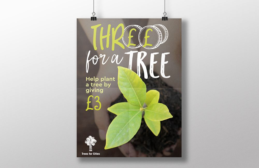 Trees for Cities | Magazine design, Tree, Design projects