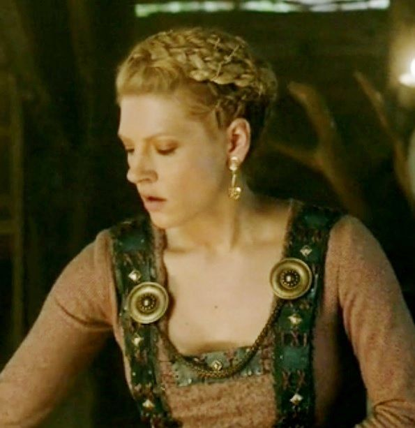 Lagertha, Vikings Braids