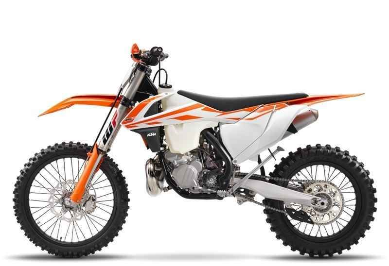 2017 Ktm Xc 250 Ktm Dirt Bikes Ktm Ktm Motocross