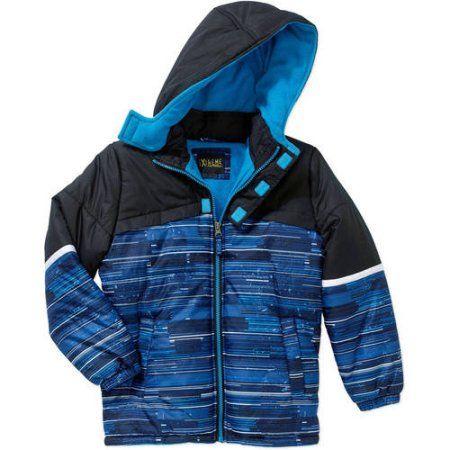 4a6fc3c1ec3c iXtreme Boys Puffer Jacket