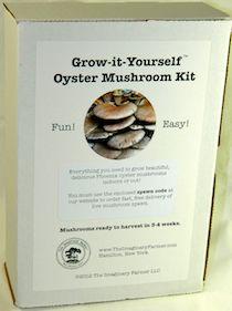 Grow it yourself mushroom kits mushrooms pinterest mushroom grow it yourself mushroom kits solutioingenieria Images