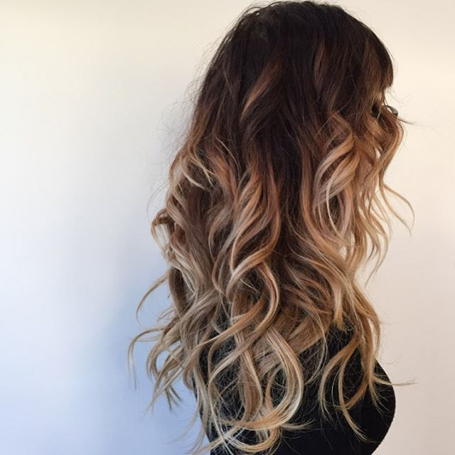 Bombshell Tape Ins 18 Color 412 Ombr 1822 Ombr Hair