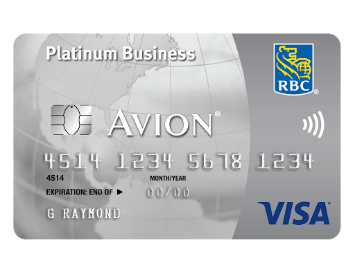 RBC Business Avion card (With images) Credit card fees