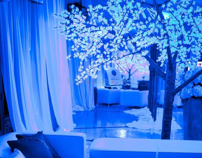 led trees event decor direct north americas premier