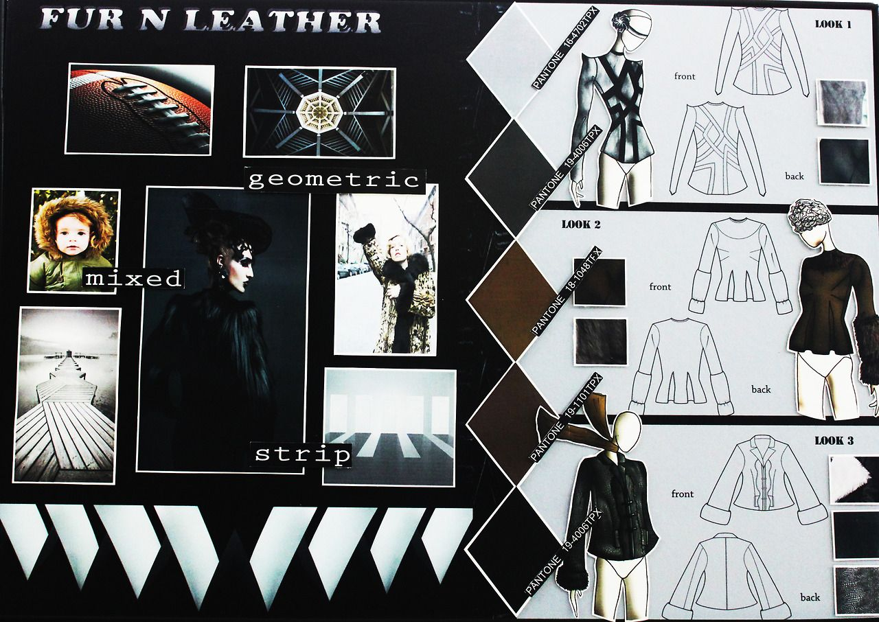 Moodboard By Ifa Paris Student In Bachelor Fashion Design Fashion Design Inspiration Board Fashion Inspiration Design Mood Board Fashion