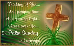 Palm sunday greeting cards easter pinterest sunday greetings palm sunday greeting cards m4hsunfo