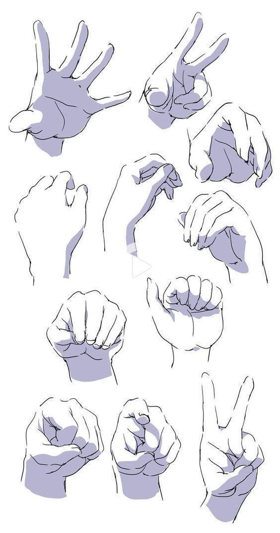 96 Mão movimento e sombra