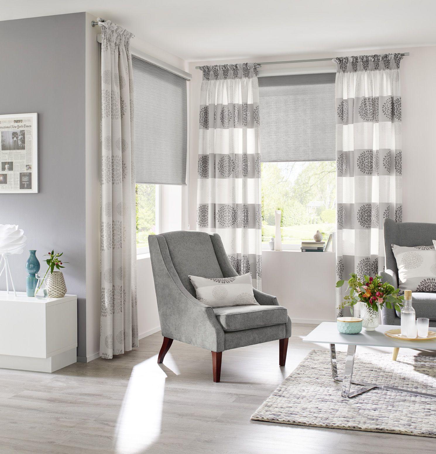 fenster globe gardinen dekostoffe vorhang wohnstoffe plissees rollos jalousien. Black Bedroom Furniture Sets. Home Design Ideas
