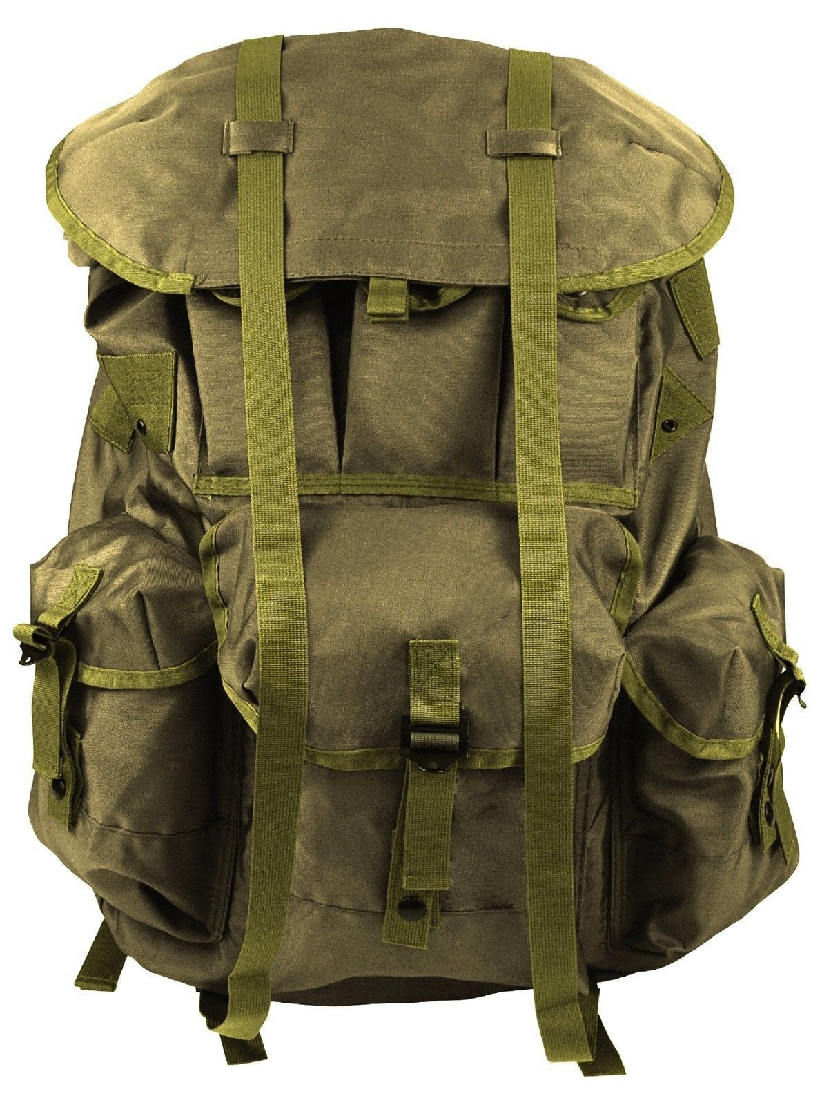 ALICE Packs Military Type Hiking Camping Framed Rucksack Backpack ...