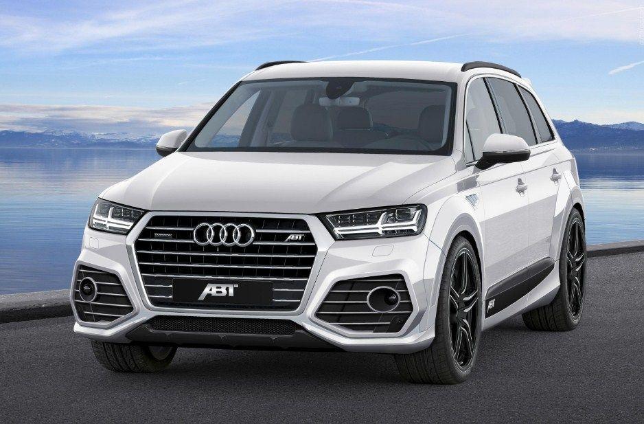 2019 Audi Q7 Review And Price 2017 2018 Car Reviews Audi Q7 Audi New Audi Q7