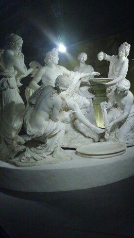 Apollon Servi Par Les Nymphes : apollon, servi, nymphes, Apollon, Servi, Nymphes, Apollon,, Nymphe