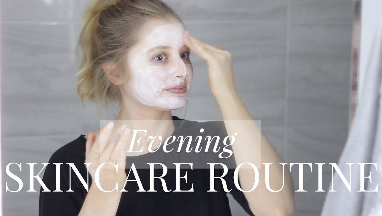 My Evening Skincare Routine (Cruelty Free) | JessBeautician