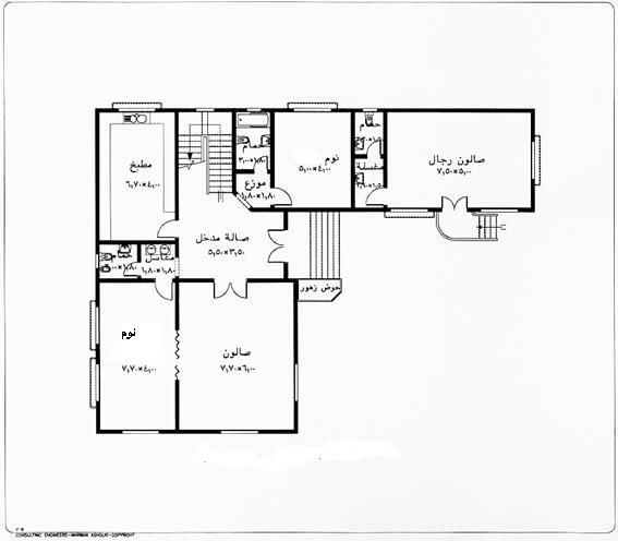 تصميم منزل صغير دروس Architectural House Plans House Plans How To Plan