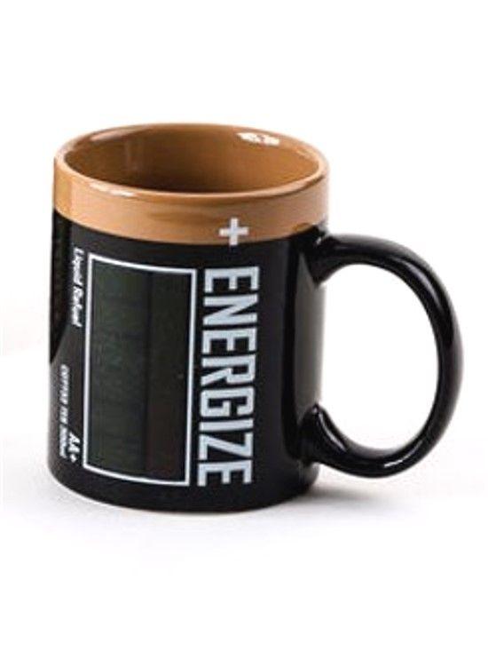 Energize battery mug black inked shop pinterest coffee and energize battery mug black mug energizer energize battery coffee goodmorning inkedshop drink wakeup fandeluxe Images