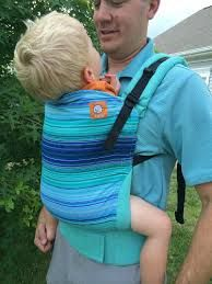 Tula Baby Carrier In Keeghan Sky I Want This Carrier So Bad The