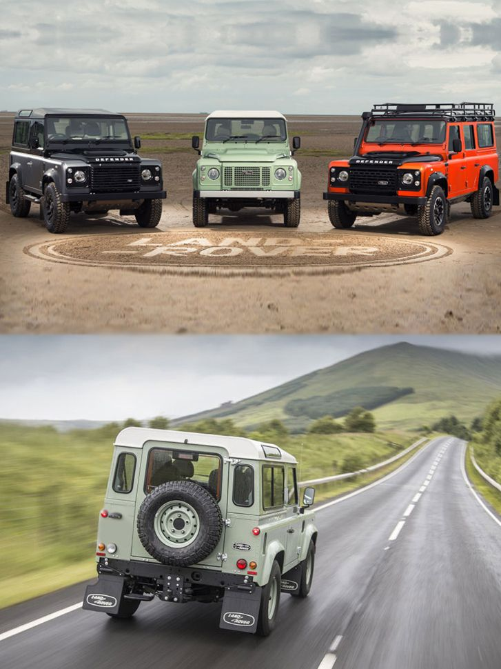 12 FACTS ABOUT LAND ROVER DEFENDER for more detail://www ...