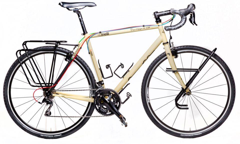 Cinelli Tour D Afrique Touring Bike Road Bike Bike