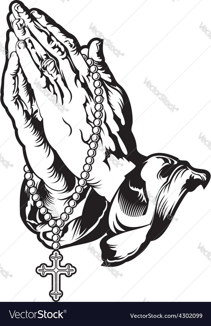 Hand Drawn Praying Hands Vector And Photoshop Brush Pack 01 How To Draw Hands Photoshop Brushes Photoshop