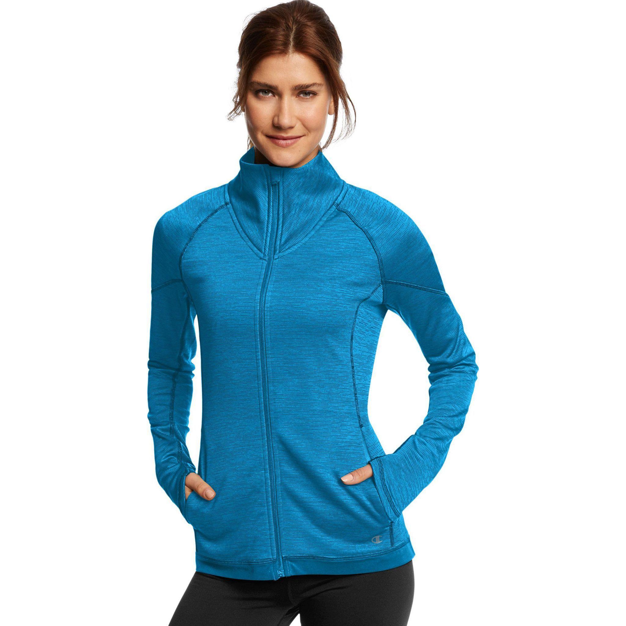 Champion Womens Tech Fleece Full Zip Jacket