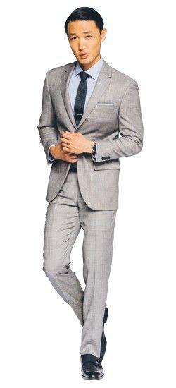 Premium Suits - Men's Custom Suits   Sharkskin suit and Custom ...