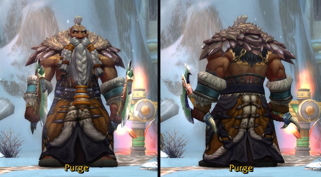 Dwarf Or Draenei Shaman