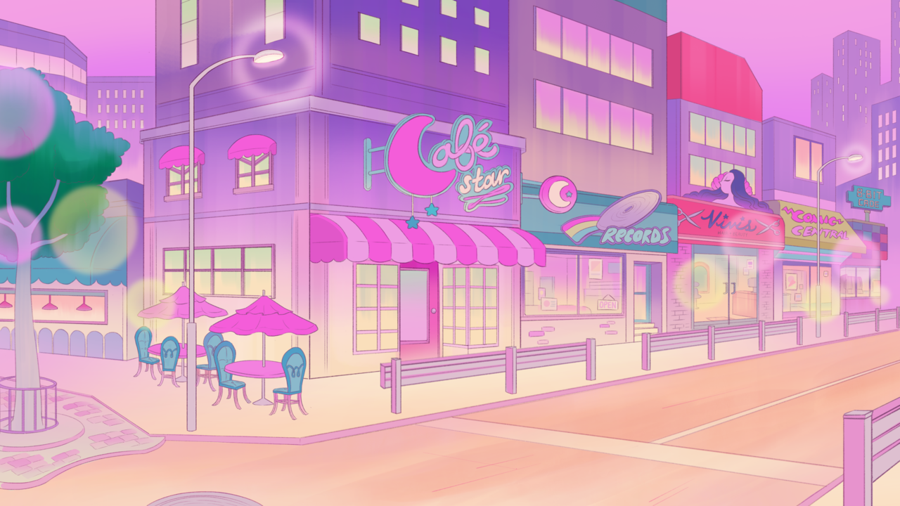 Baomii Aesthetic Desktop Wallpaper Sailor Moon Aesthetic Vaporwave Wallpaper