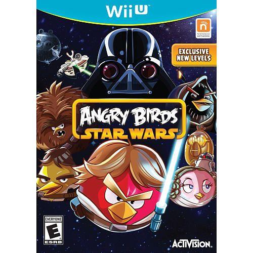 Angry Birds Star Wars For Nintendo Wii U Activision Toys R Us Angry Birds Star Wars Angry Birds Star Wars Xbox
