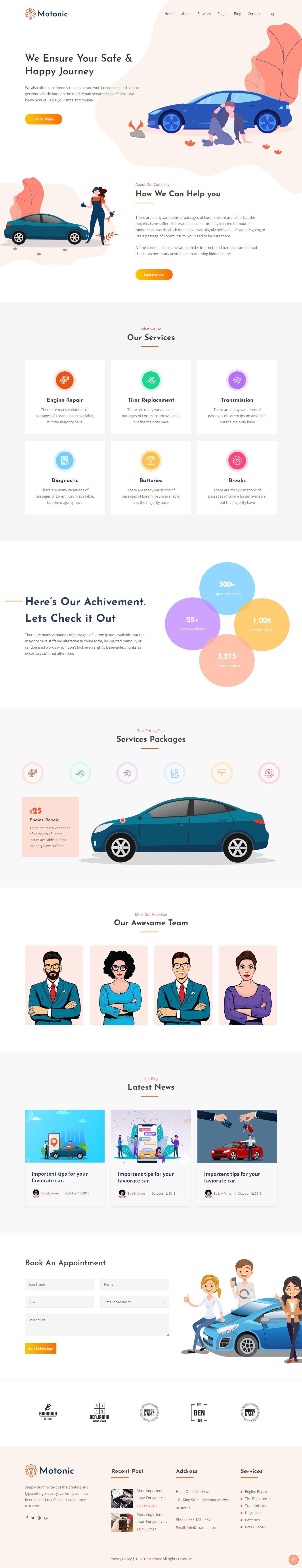 Fletchers Auto Repair >> Pin By Matt Fletcher On Web Design Car Repair Service