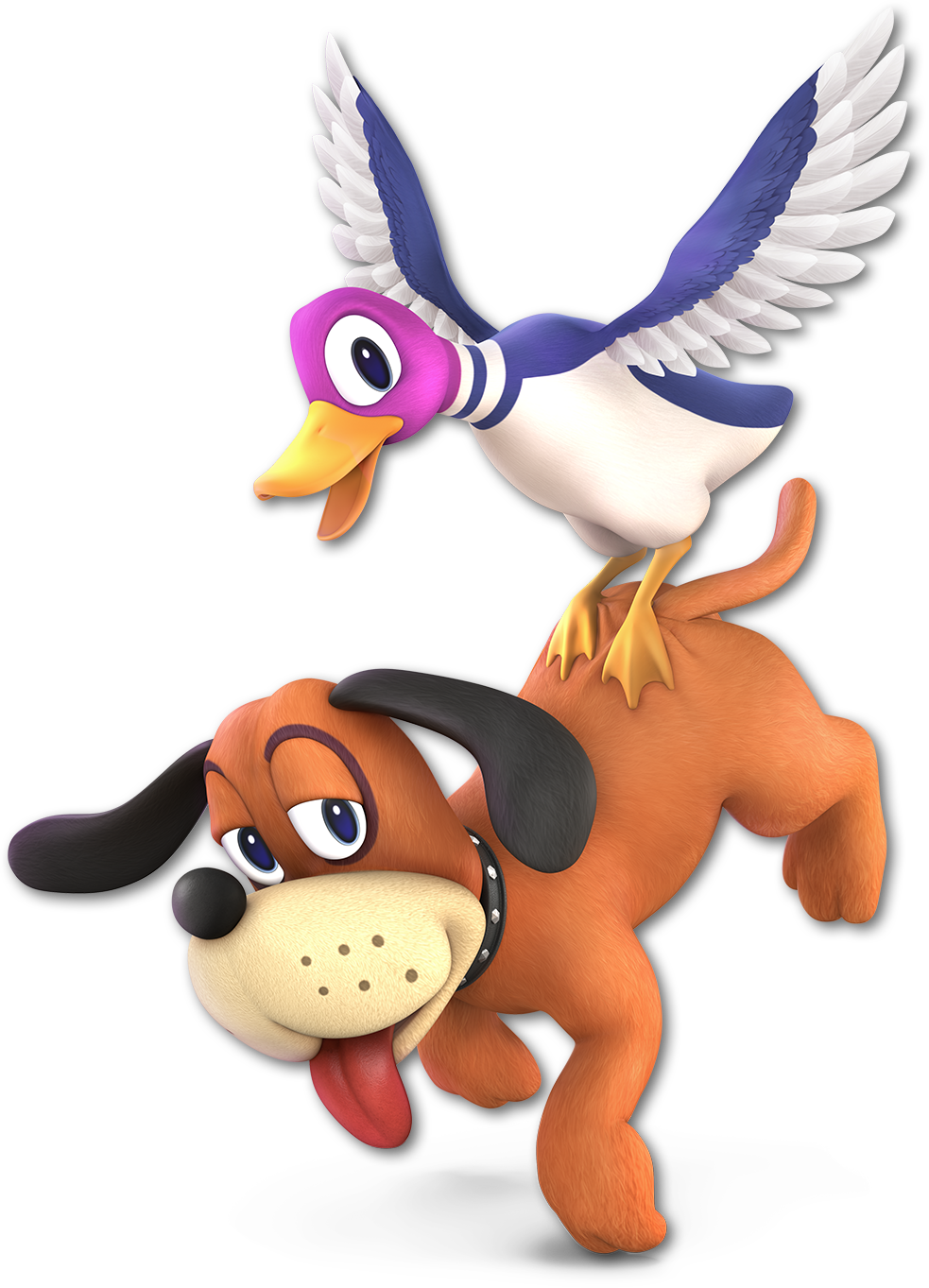 Duck Hunt As They Appear In Super Smash Bros Ultimate Smash Bros Super Smash Bros Smash