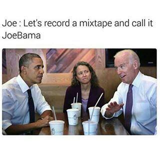 6f1ee913b32674cd4a4d0f51d4e7fff7 hosted by @djheadbussa813 joebama mixtape election2016 joebama