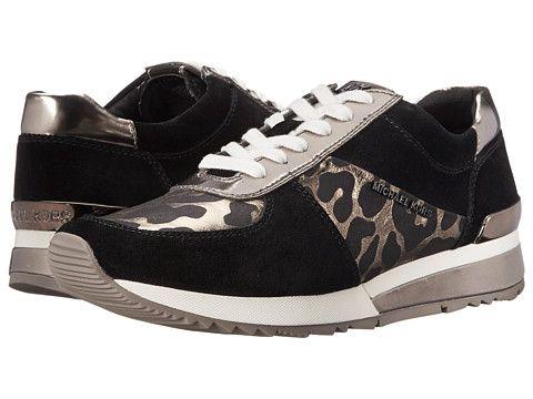 MICHAEL MICHAEL KORS Allie Wrap Trainer. #michaelmichaelkors #shoes #sneakers & athletic shoes