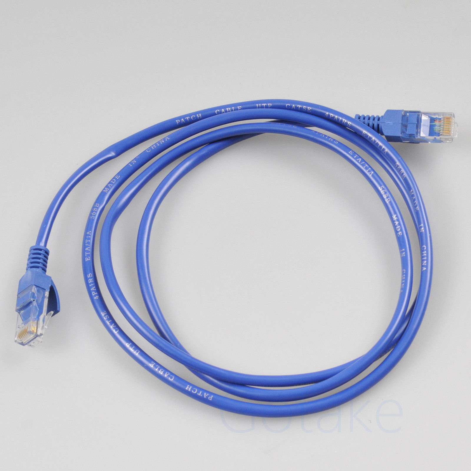 0.99 GBP - 1.5M 5Ft Cat5 Rj45 Ethernet Internet Wireless Router ...