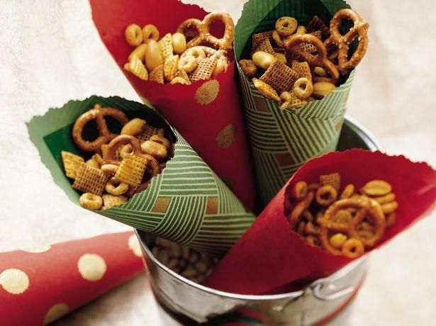 Savory Snacktime Chex Mix Recipe Snack Mixes Party