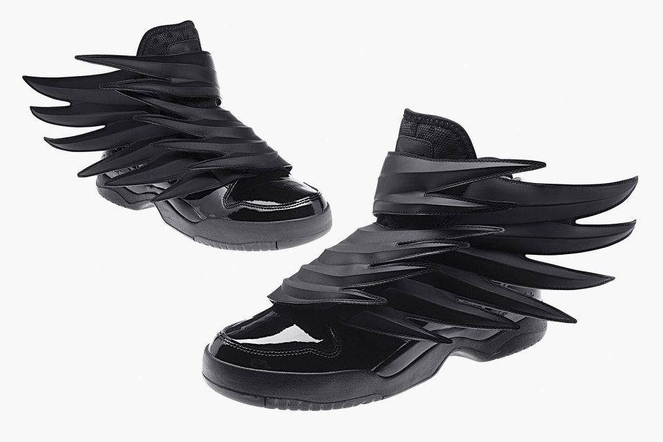 adidas jeremy scott shoes black