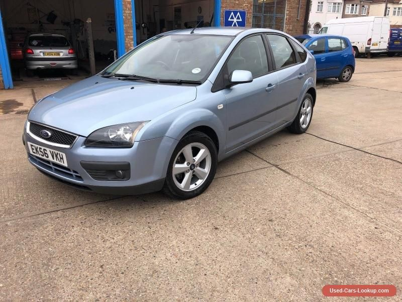 Car For Sale Ford Focus Zetec 1 6 Petrol With Images
