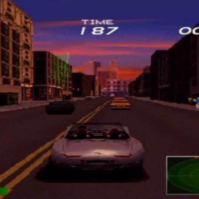 007 Racing PS1, 007 BOND RACING