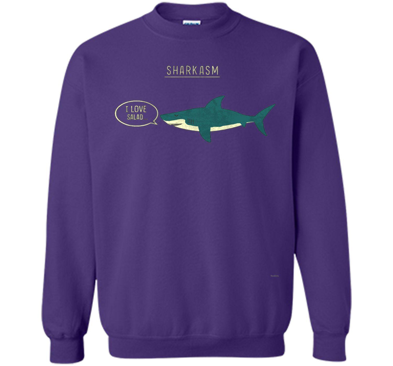 Sharkasm tshirt