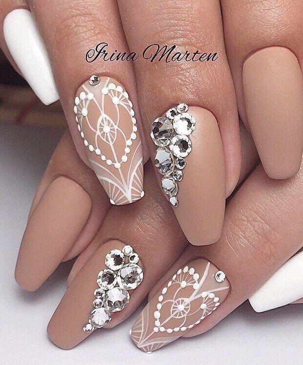 Pin de Aliona en Манікюр   Pinterest   Diseños de uñas, Arte de uñas ...