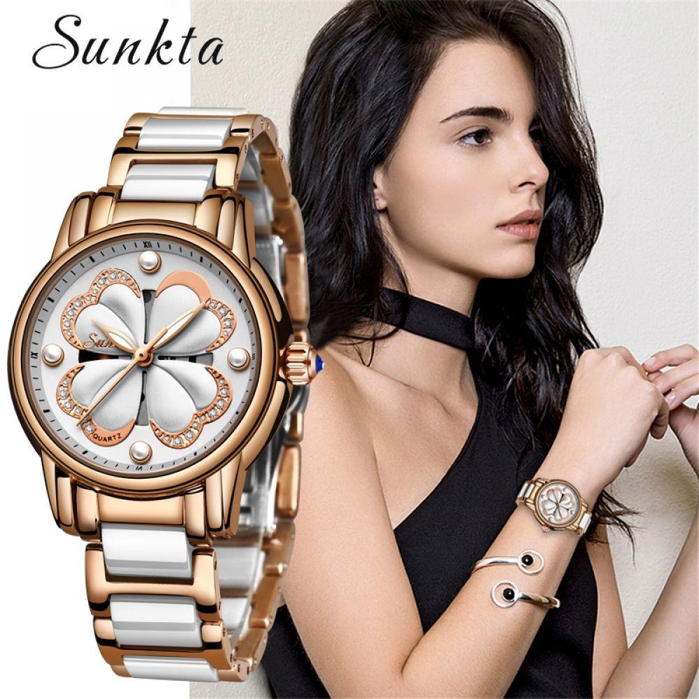 2019 Top Brand Women Watches Fashion Ladies Dress watch