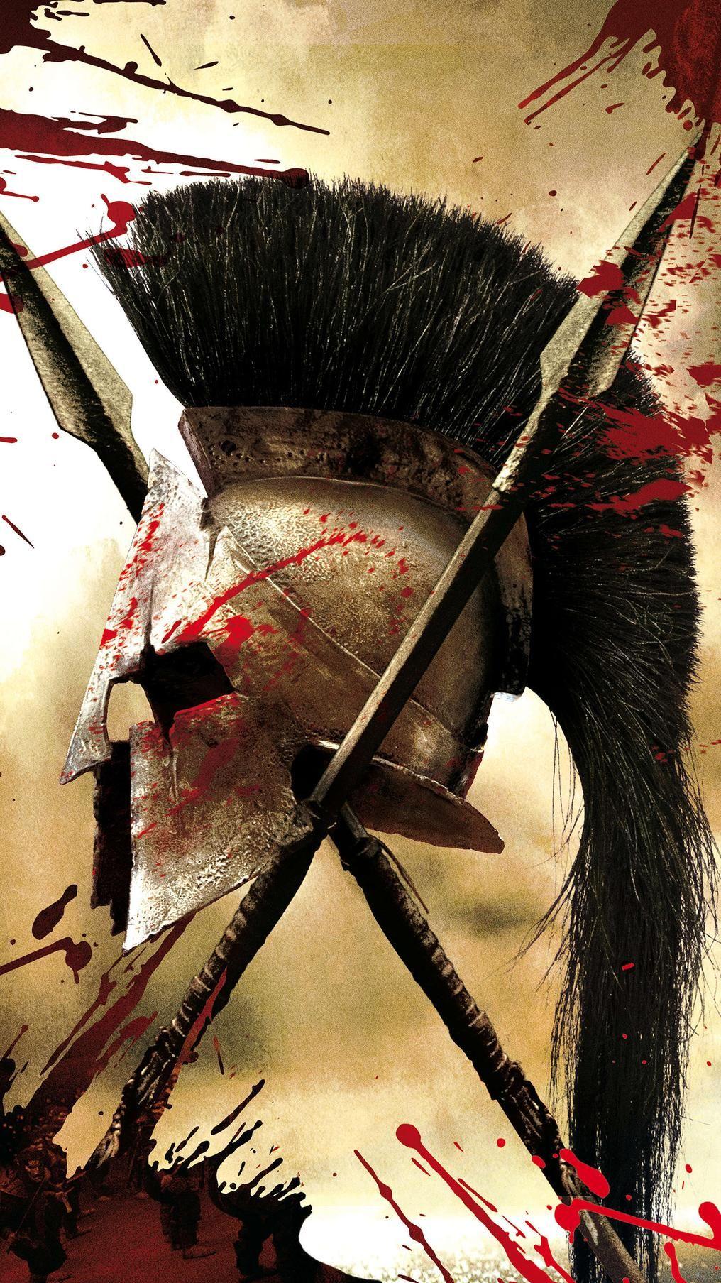 300 2007 Phone Wallpaper Moviemania Spartan Tattoo Art Greek Warrior