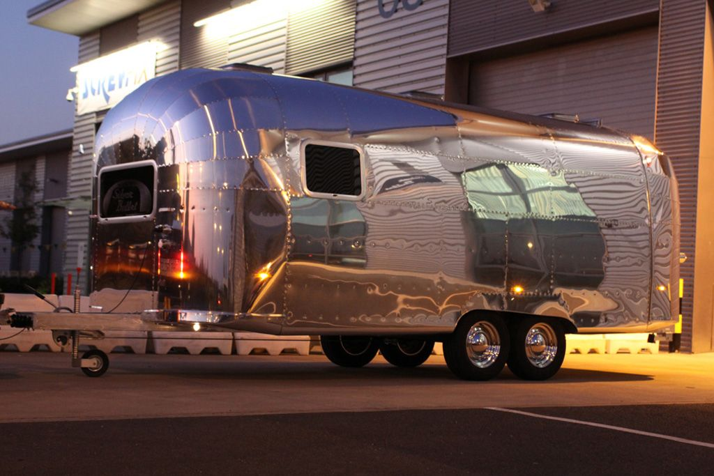 Mobile Catering Trailers for Sale UK by Rocket Caravans | mobile