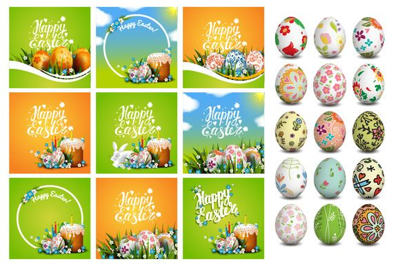 Easter greeting card templates Pinterest Greeting card template