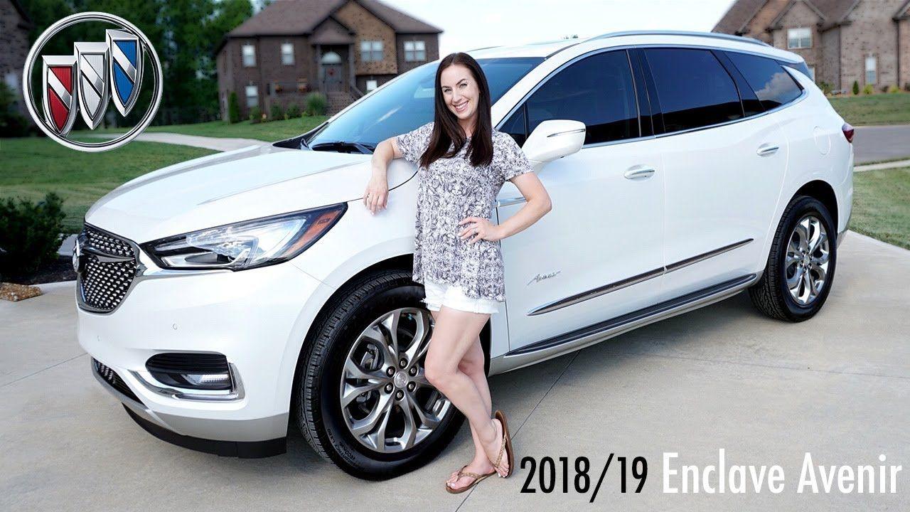 2018 2019 Buick Enclave Avenir Review Car Seats Installed Test Drive Youtube Buickenclave Enclaveavenir Girlsandca Buick Enclave Buick Avenir Buick