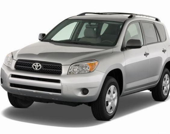 RAV4 Toyota tuning - http://autotras.com